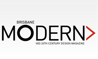 Brisbane Modern - Mid 20th Century Design Magazine