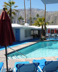 Palm Springs. Rendezvous Hotel Pool